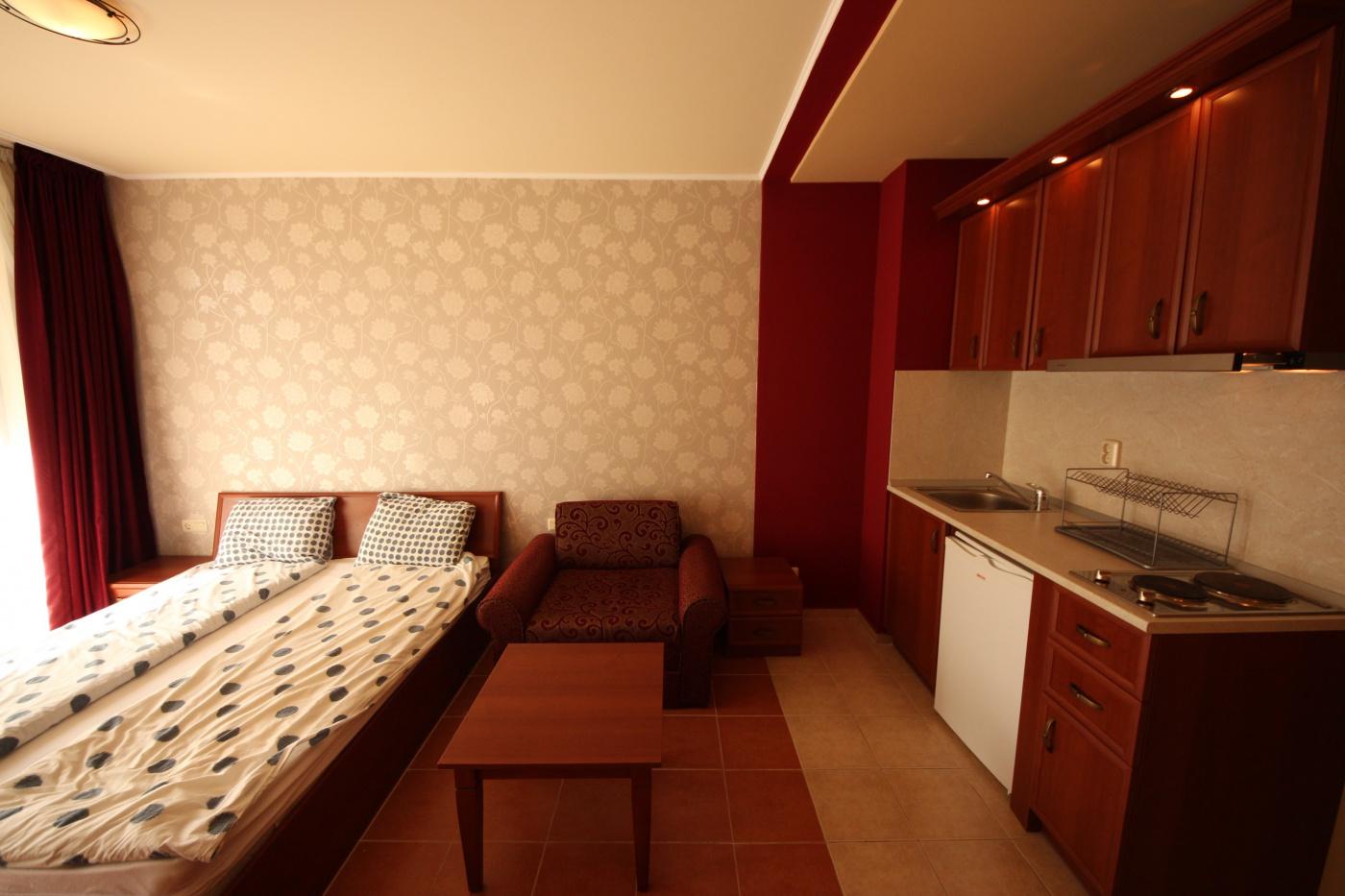 Green Life апартамент I 10