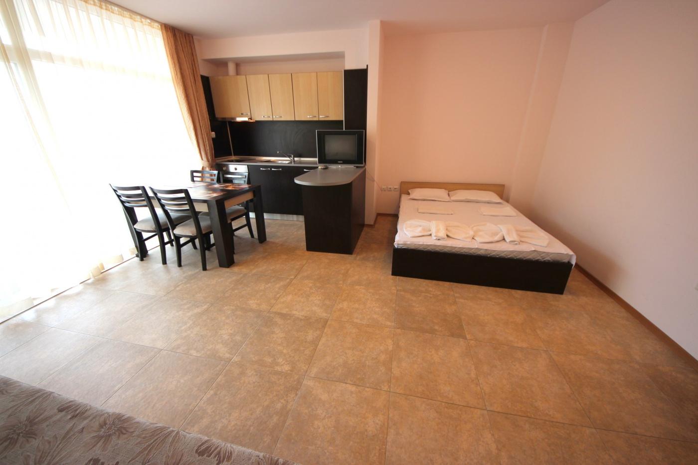 Grand Kamelia апартамент A 3.7