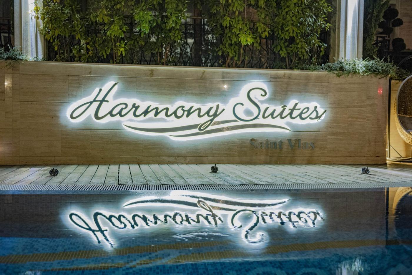 Harmony Suites X Апартхотел